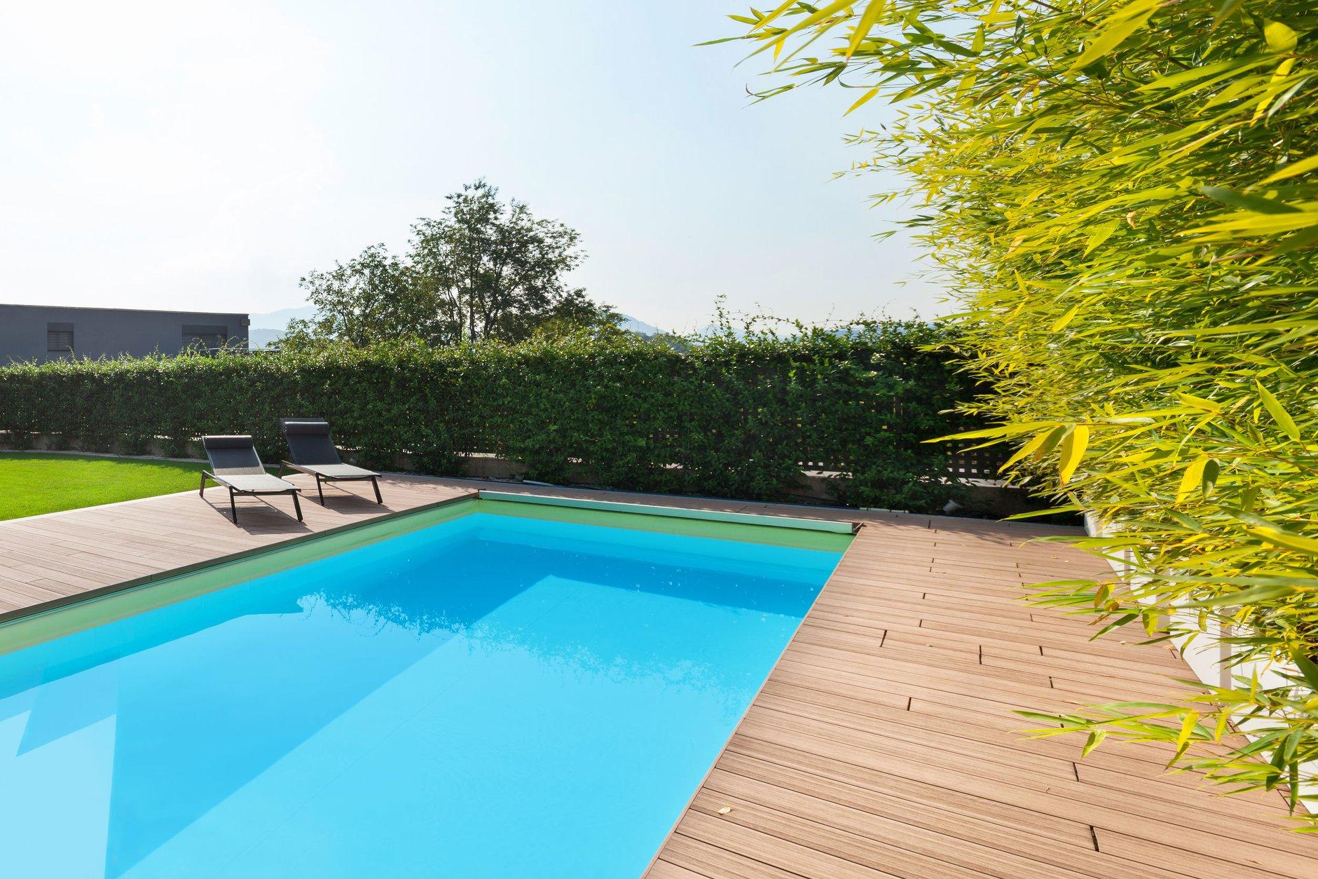 Voir Piscine Hors Sol piscine version en bois hors sol ou bassin enterré
